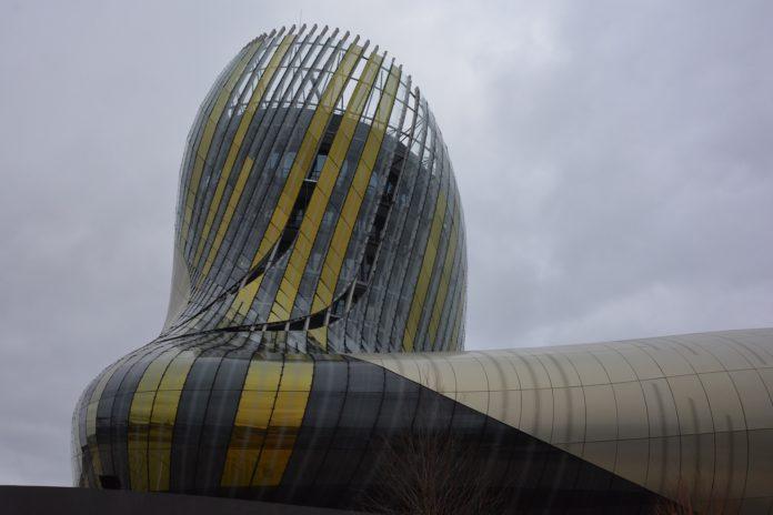 La cité du vin de Bordeaux