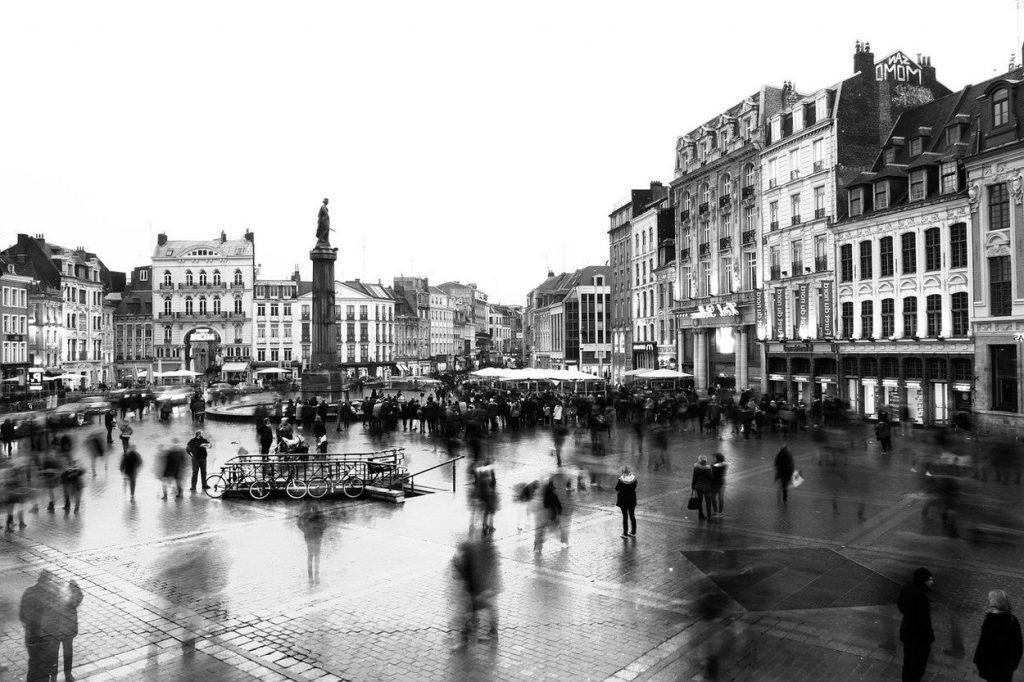 Faire du tourisme à Lille