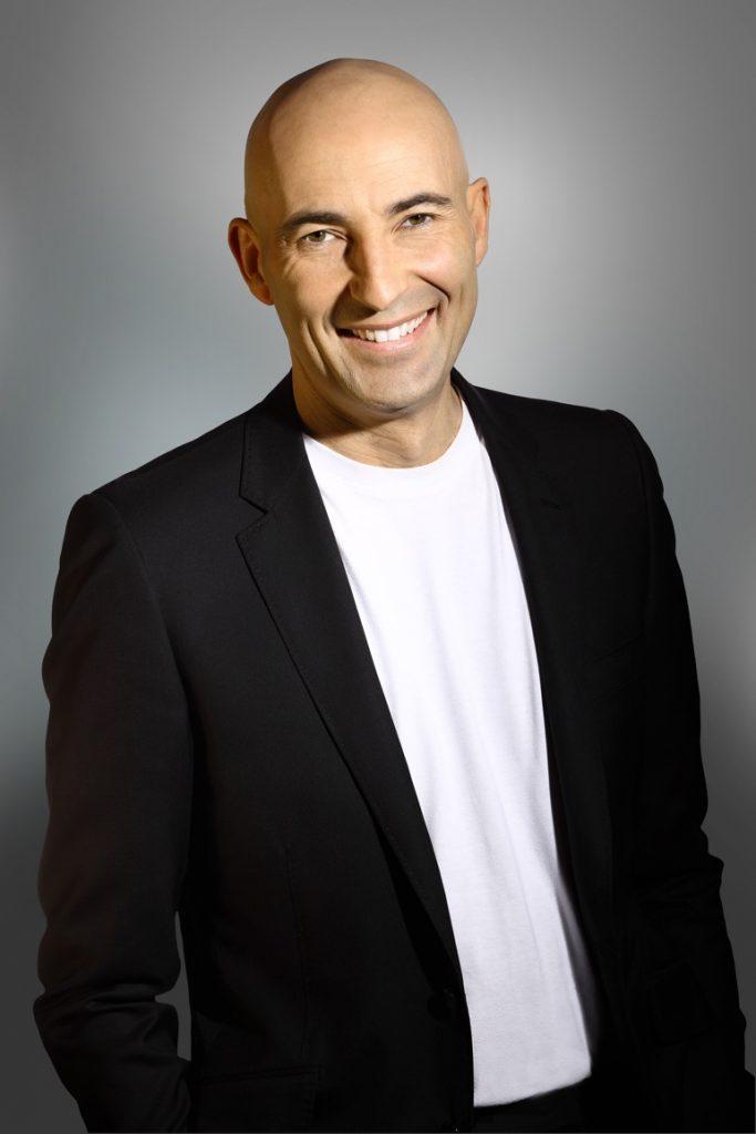Portrait de Nicolas Canteloup